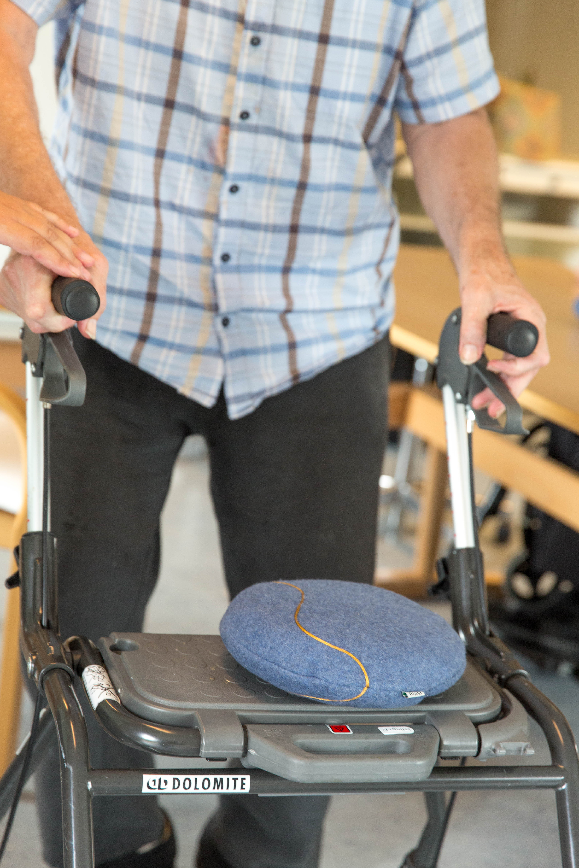 Einsatz des inmu zur Rehabilitation von Menschen mit Hirnschäden