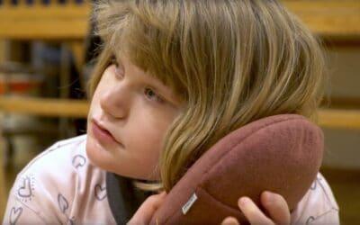 inmu sansepude som pædagogisk og opmærksomhedsskabende værktøj til børn